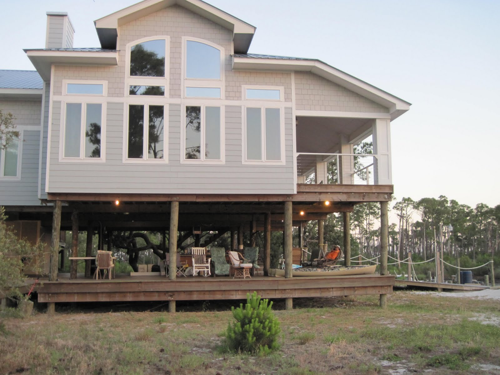 Cat Island vacation home