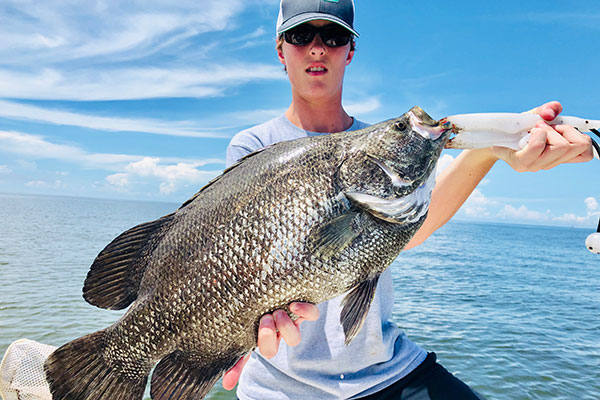 Mississippi fishing charter